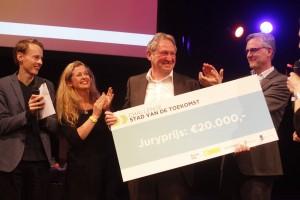 Hemelswater wint Juryprijs