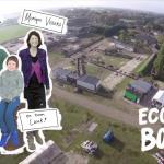 Gezin Ad en Ecodorp Boekel