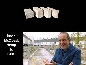 Kevin McCoud over hennep als bouwmateriaal
