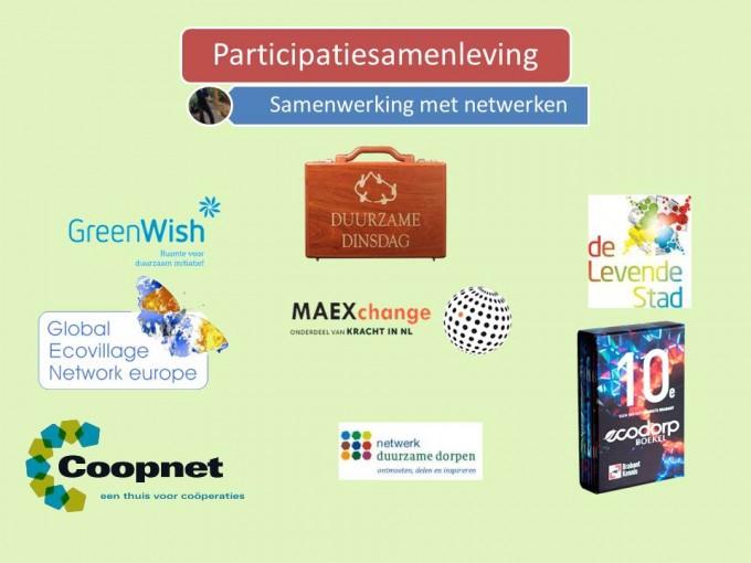 Samenwerking met netwerken