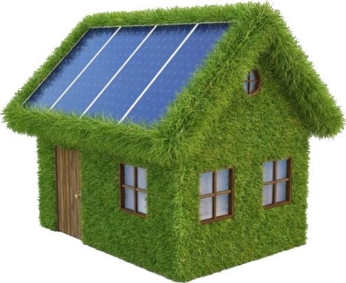 Co2 negatieve woningen bij hetkanwel ecodorp boekel - Groen huis model ...