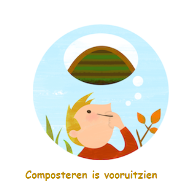 Composteren is vooruitzien!! (door Marc Siepman)