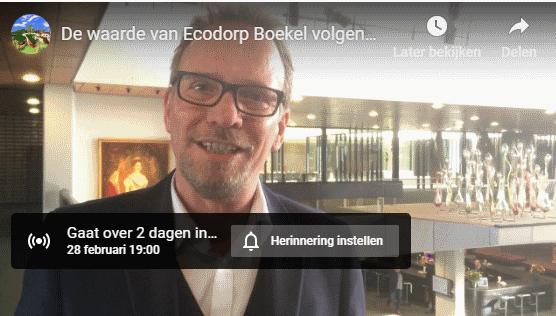 Gedeputeerde Johan van den Hout vertelt