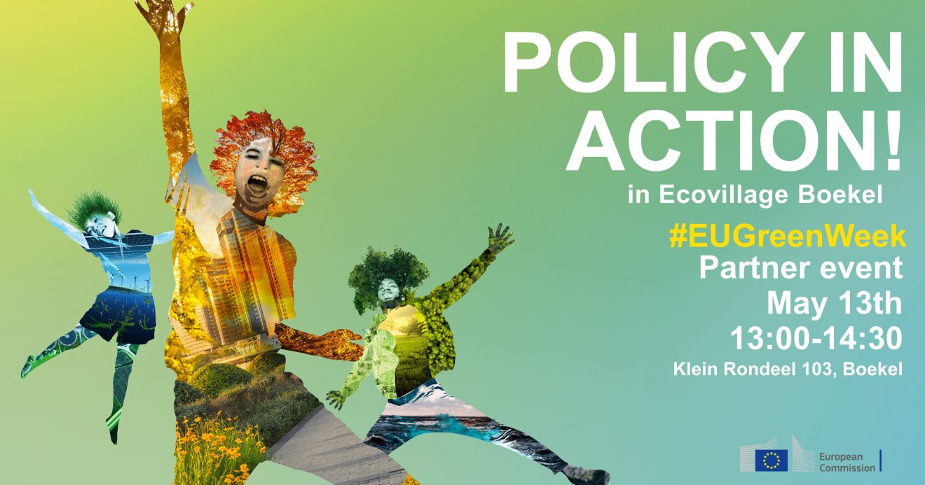 EU Green Week partner event: Policy in Action in Ecovillage Boekel
