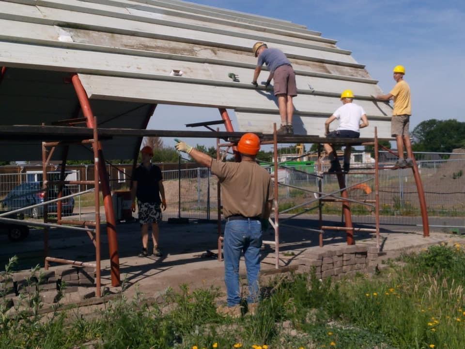 Vrijwilligers nodig voor het meewerk weekend van 9 en 10 augustus