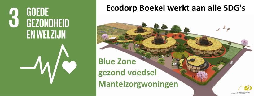Ecodorp Boekel bouwt ook mantelzorgwoningen